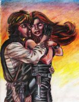 Awesome Couple by AlexisLynch