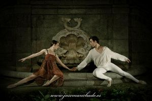 Romeo and Julieta ballet 02 by josemanchado