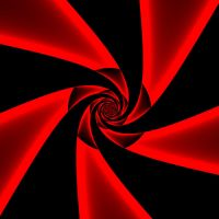 Crazy Hypnotic Spiral by Mershell