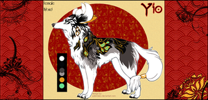 Ref: Yio by Snow-Body