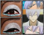 Eye Designs: Gin Ichimaru by MakeupSiren
