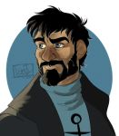 Captain Haddock by forstyy
