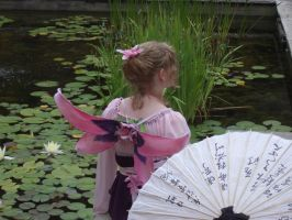 Flower Fairies and Peacocks 6 by MaiSheriCostumes