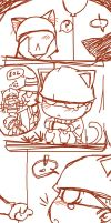 solly and engi =^_^= by TMGR-COMICS