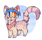 Cat Adopt -AUCTION- by watermelonparasite