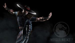 MKX Kung Lao Wallpaper by heyPierce