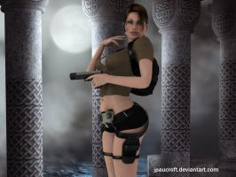 Lara Croft V5 by JpauCroft