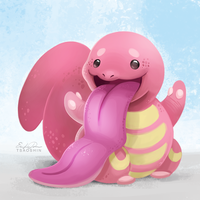 108 - Lickitung by TsaoShin