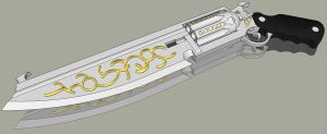Gun Blade by Scourg3-NZ