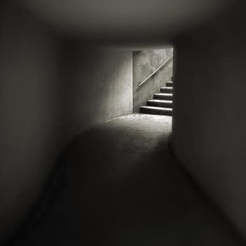 stairs into the light by anjelicek
