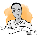 Orange is the New Black - Poussey by Cakeyo
