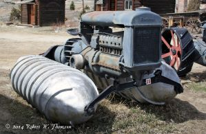 Armstead-Fordson Snow Motor by hunter1828
