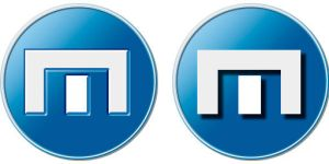 MyIE2-Maxthon Dock Icon by Alnuts