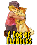 A Dog of Flanders -No background- by Ryuichi93