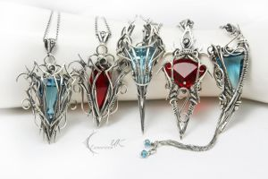 Lunarieen UK - necklaces by LUNARIEEN
