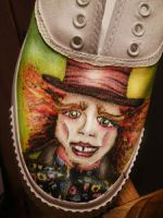 Mad Hatter Shoe 1 by StaticSkies