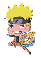 Naruto: Ramen Time by blossomingdeath