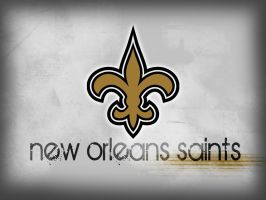 New Orleans Saints by hell---o