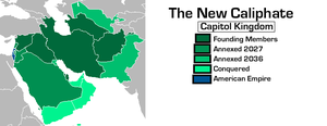 (NWO)The New Caliphate-Pre Invasion of Africa by Beastboss