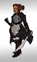 Inquisitor [WIP] by HyperBali