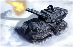 Hover Tank! by Davesrightmind
