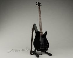 Ibanez SDGR Bass Guitar by JambioO