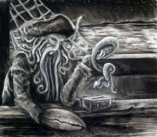 Davy Jones by MaskofDreams
