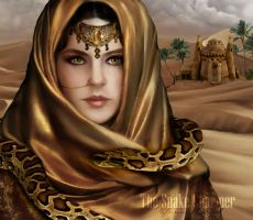The Snake Charmer by Tammara