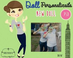 Doll Personalizada 11 (Pedido) by AbbeyDenith
