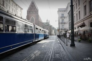 Cracow. by xandy90x