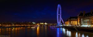 London Eye by GeorgeSiamanis