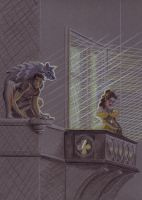 Jake and... Belle by nackmu