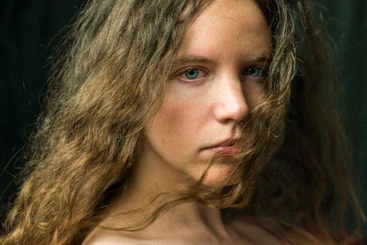 Portrait Reference Stock 2 by little-spacey