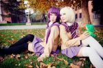 Ao no Exorcist-Best friend by Sakina666