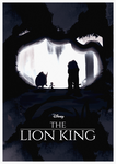 The Lion King Poster by JSWoodhams