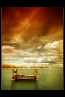 Balaton afternoon by Trifoto