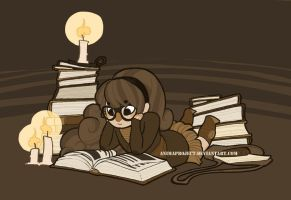 Reading by AnimaProject
