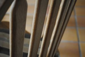 Chair by lallefriis