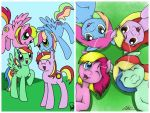 Comparison... by o0VinylScratch0o
