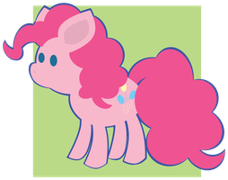 Cute Pinkie Pie by Toonfreak
