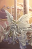 Queen of Angels by aeris-ucchan