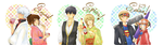 What Are Gintama Male/Fem Characters Made Of? by Kountingsheep
