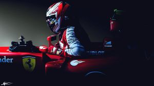 Kimi Wallpaper 2015 by woe2009