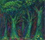 Emerald forest by AldemButcher