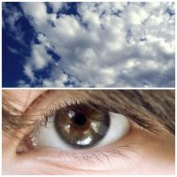 eye.sky by sadhappyness