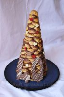 Croquembouche by bicyclegasoline