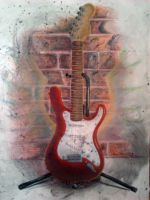Stratocaster by SnrChumber
