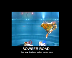 Bowser Road by realmwars