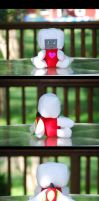 Fireflight Plushie by The-Starhorse