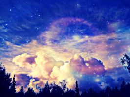 Magic Sky by Jessica-Lorraine-Z